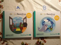 Eight new textbooks - First Grade - see photos and all information below plus ISBN in Conroe, Texas