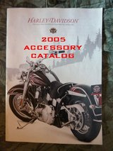 SALEM, Mo. HARLEY-DAVIDSON 2005 ACCESSORY CATALOG; XVG CONDITION in Fort Leonard Wood, Missouri