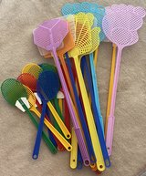 Fly swatters New in Okinawa, Japan