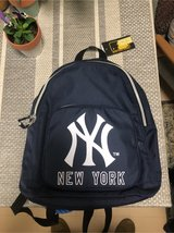 Brand new yankees backpack in Okinawa, Japan