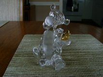 "Disney Lenox Lead Crystal ""Tigger Figurine with Gold Butterfly"" in Toms River, New Jersey"
