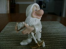 "Disney Lenox Grumpy Figurine ""Grumpy Treasure Chest"" in Toms River, New Jersey"