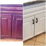 Professionally Finished Cabinet Painting and more! in Fort Campbell, Kentucky