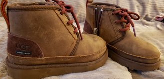Youth Size 11 Waterproof Uggs in Plainfield, Illinois