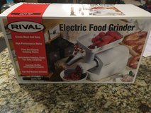 Rival Electric Food Grinder in Houston, Texas