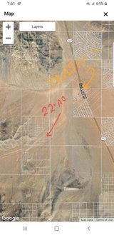 LAND 22 plus VIEW acres! Behind slash x Ranch Barstow in Yucca Valley, California