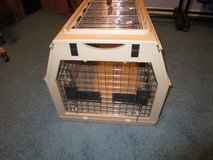 NALABONE 2 DOOR FOLD AWAY ANIMAL TRANSPORT CAGE in Naperville, Illinois