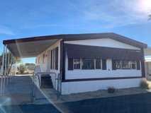 Cheap mobile home in 29 Palms, California