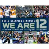 *** World Champions Seahawks - WE ARE 12 - 160 pg. Hard copy book *** NEW in Tacoma, Washington