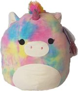 Squishmallow Jaime rainbow unicorn new with tags in Chicago, Illinois