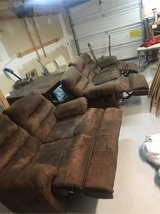 couches that recline. in 29 Palms, California