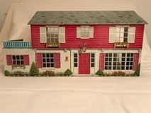 Vintage 1950's Metal /Tin Marx Brand 2 story Doll House in Bolingbrook, Illinois