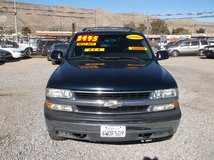 2004 CHEV TAHEO LT 5.3L 4X4 ....LOADED ..LEATHER ...3RD ROW SEATING $3495 in 29 Palms, California