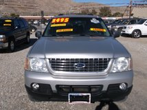 """2003 FORD EXPLORER XLT V6 AUTO 2WD """" ONE OWNER """" LOW MILES """" .......$3495 in 29 Palms, California"""