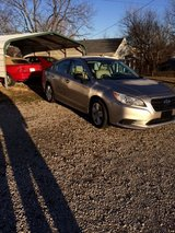 2016 Subaru Legacy AWD 63,000 miles in Fort Leonard Wood, Missouri