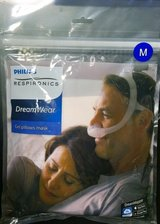 Philips Respironics DreamWear Nasal CPAP S-M Mask  , NIB , without Headgear, LAST ONE ! in Orland Park, Illinois