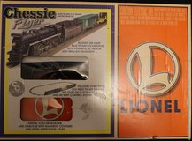 Lionel Chessie Flyer 027 gauge train set in Bolingbrook, Illinois