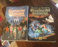 Disney Kingdom Keepers Books in Chicago, Illinois