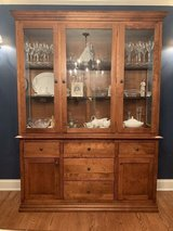 Dinec Custom Cherry China Buffet and Hutch in Westmont, Illinois