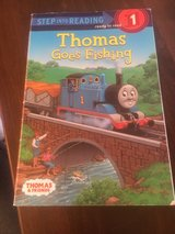 Thomas Goes Fishing Book in Chicago, Illinois