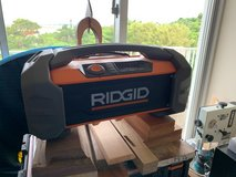 Ridgid Bluetooth radio in Okinawa, Japan