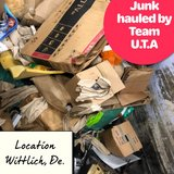YOU PILE IT, WE HAUL IT. JUNK REMOVAL, TRASH HAULING, GARBAGE DISPOSAL in Chicago, Illinois