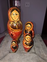 vintage nesting dolls in Naperville, Illinois