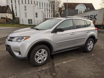 2015 RAV4 LE in great condition in Ramstein, Germany