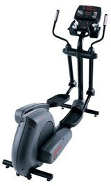 Life Fitness x9i Elliptical Cross Trainer in Naperville, Illinois