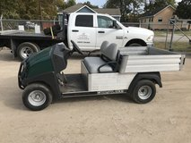 Utility Vehicle - 2017 Club Car, Carryall 500 - On Board Charger Included - Electronic Dump Bed in Houston, Texas
