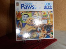 E Z Grip 300 piece puzzle in Joliet, Illinois