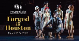 """(2/4) """"Forged in Houston"""" Ballet Tickets - 6th Row/Lowers - CHEAP - Sat, March 21 - Call Now! in Houston, Texas"""