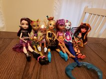 Monster High/Ever After High in Fort Benning, Georgia