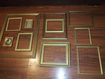 Open picture frame lot in The Woodlands, Texas