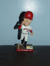 Tim Salmon Bobblehead Doll ~ California Angels ~ MLB ~ Chevy~ 2007 in Westmont, Illinois