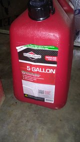 Gas Can, 5 gallon in Fort Campbell, Kentucky
