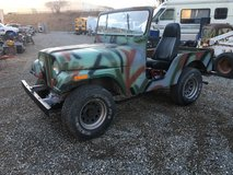 Jeep DJ 4 cylinder automatic custom in Ruidoso, New Mexico