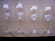 Wine Glasses (4) in Stuttgart, GE