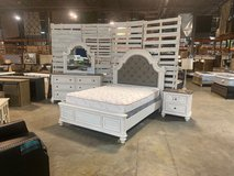 brand new queen bed frame! was $1192 now only $657 take home with only $39 down! in Nashville, Tennessee