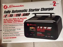 FULLY AUTOMATIC STARTER CHARGER NEW IN BOX in Yucca Valley, California