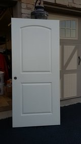 Solid core Masonite door in Naperville, Illinois