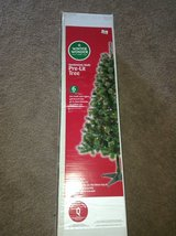 6ft Pre-lit Christmas Tree NIB in Joliet, Illinois
