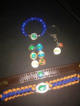 Florida Bracelets and keychains!! in Fort Campbell, Kentucky