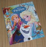 Disney Frozen Look and Find Over Sized Hard Cover Book in Chicago, Illinois