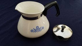 Vintage Corning Ware Tea Pot w/Lid in Fort Campbell, Kentucky