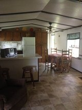 FURINISHED Two Bedroom Two Bath Mobile Home in Fort Polk, Louisiana