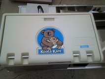 Koala Kare baby changing station in Alamogordo, New Mexico