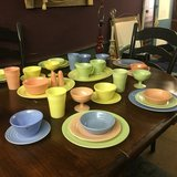 1950 Hazel Atlas Dinnerware in Fort Polk, Louisiana