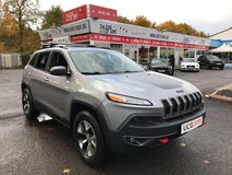 2015 Jeep Cherokee Trailhawk 4×4$ 23,999 in Spangdahlem, Germany
