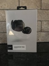 Bose - SoundSport Wireless In-Ear Headphones - Black in Joliet, Illinois